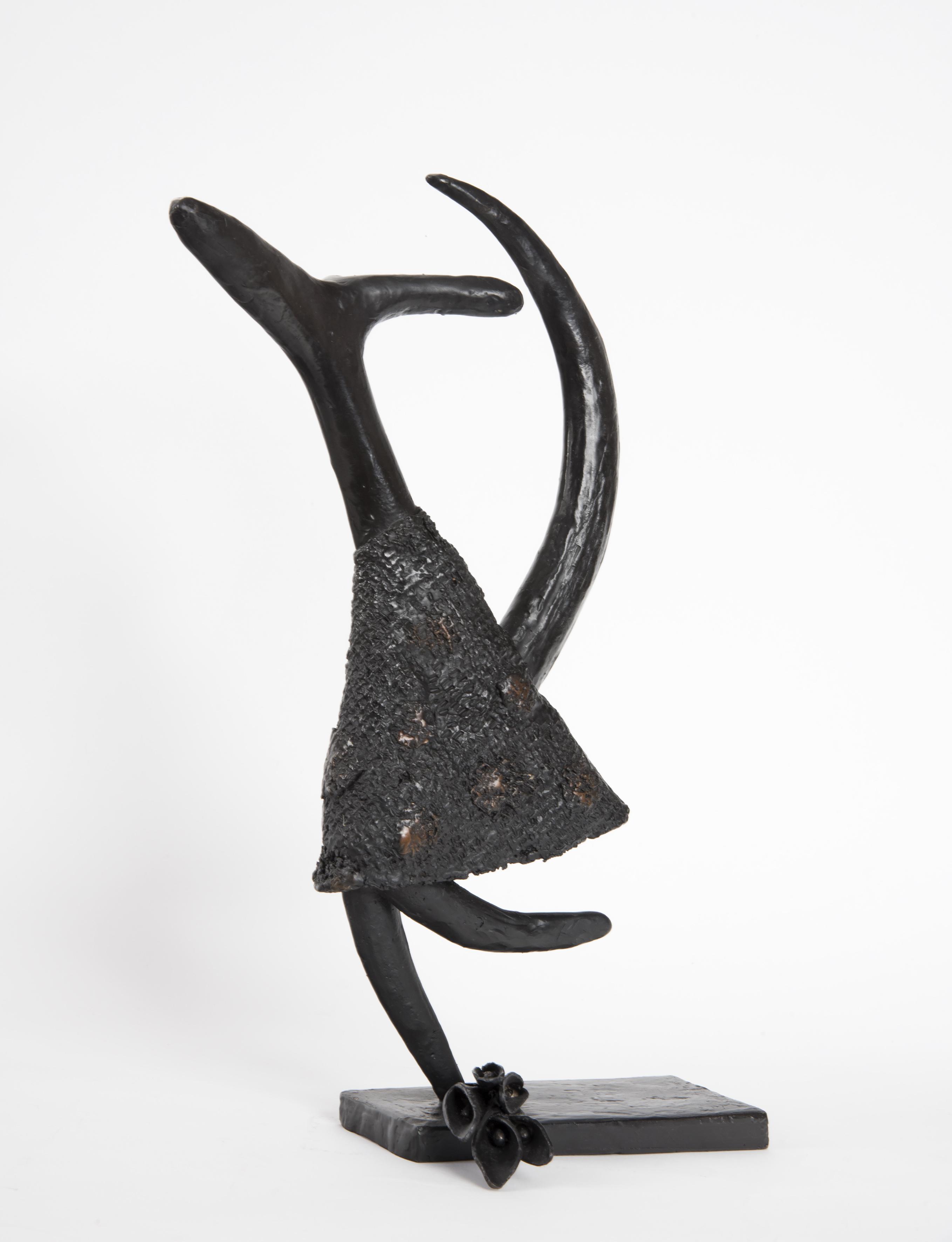 Lillth_Beatrice Magalotti_32x23x11cm_Bronze