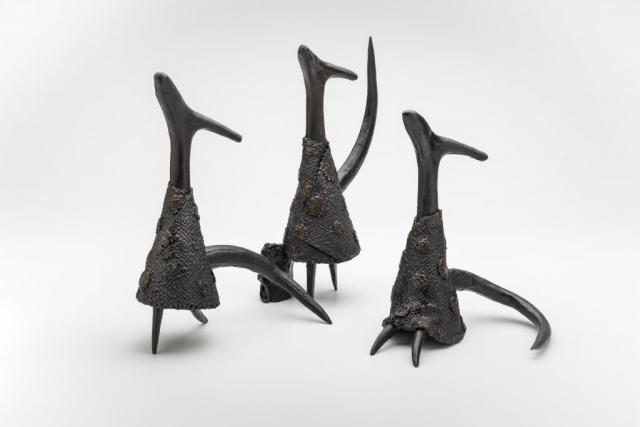 Norns_Beatrice Magalotti_28x42x29cm_Bronze