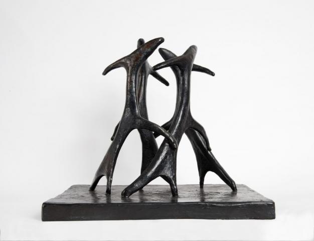 Spring_Beatrice Magalotti_31x34x28cm_Bronze