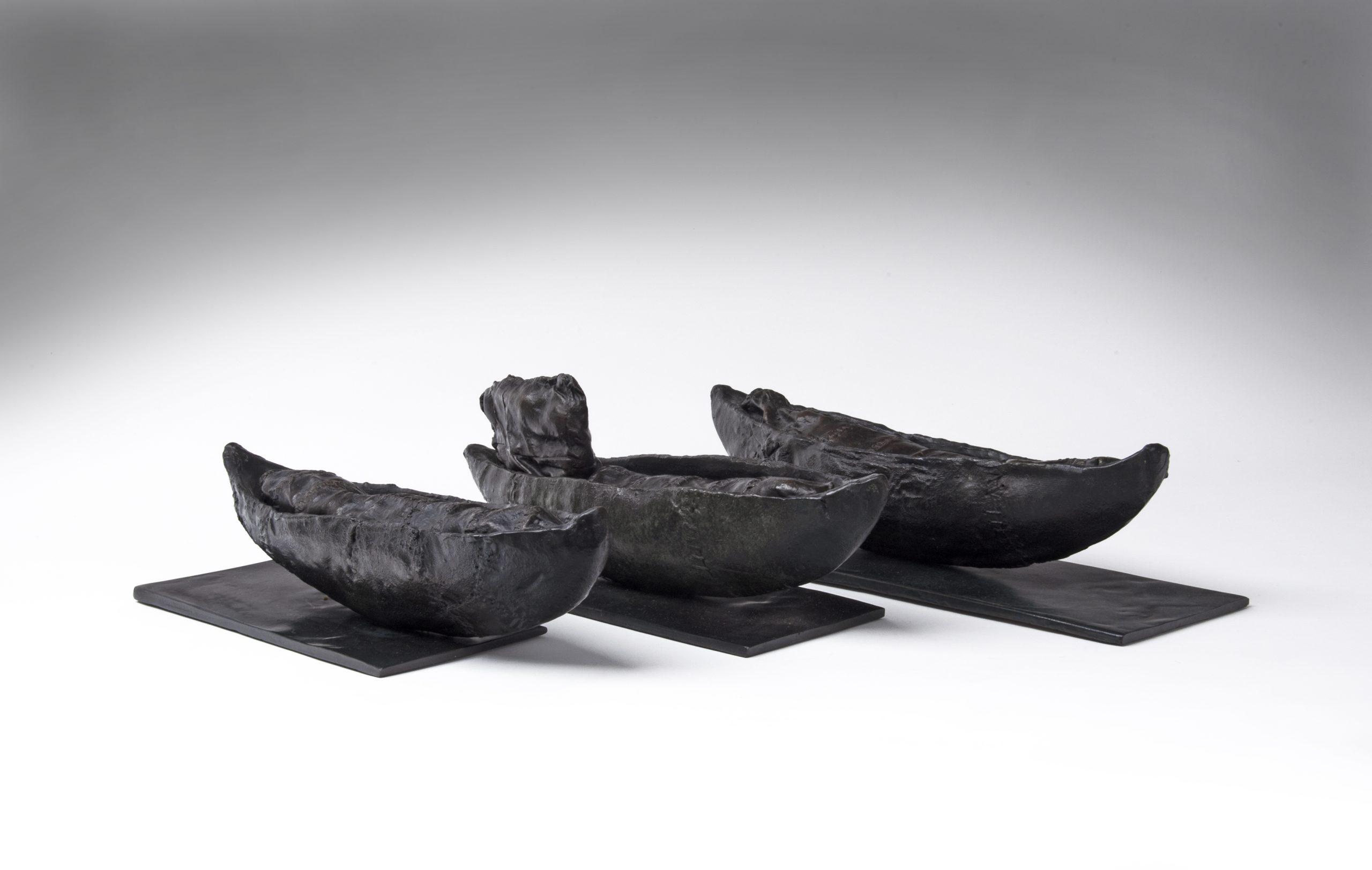 Beatrice Magalotti_Precious Cargo 1, 2 & 3_Bronze