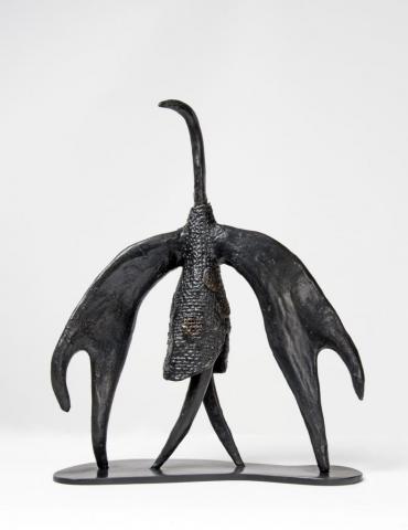 Beatrice Magalotti_Arabesque_32x27x9cm_Bronze